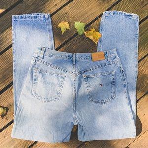 Vtg 90's Tommy Hilfiger Mom Jeans